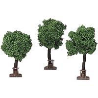 KATO Nゲージ 街路樹1 8本入 24-076 ジオラマ用品