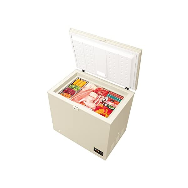 シャープ 直冷式 室外設置対応冷凍ストッカー ...の紹介画像2