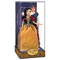 Disney (ディズニー)Exclusive 11.5 Inch Fairytale Designer Collection Doll Set Snow White (白雪姫) & The Prince ドール 人形 フィギュア(並行輸入)