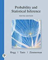 Probability and Statistical Inference (10th Edition)