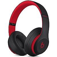 Beats by Dr. Dre S t u d i o_3 ワイヤレス Bluetooth オーバーイヤーヘッドホン ピュアな適応のノイズキャンセリングと最大22時間のバッテリー寿命 レッド std