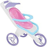 [アメリカンプラスチックトイ]American Plastic Toy 3in1 Stroller 20440 [並行輸入品]