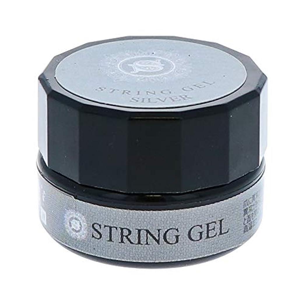 検索エンジンマーケティングスプレースーツケースビューティーネイラー simply string gel (silver) 2.5g QSG-2 ジェルネイル
