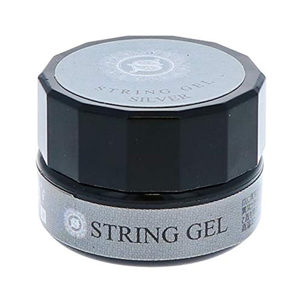 ビューティーネイラー simply string gel (silver) 2.5g QSG-2