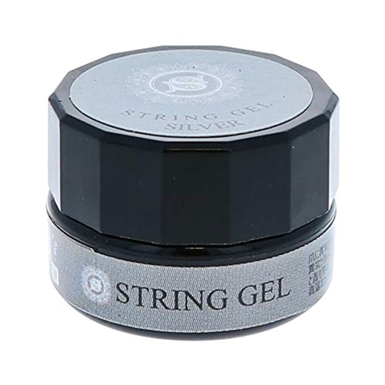 ビューティーネイラー simply string gel (silver) 2.5g QSG-2