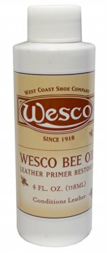 WESCO(ウエスコ)BEE OIL4FL.OZ.(118ML)純正ビーオイル2本セット