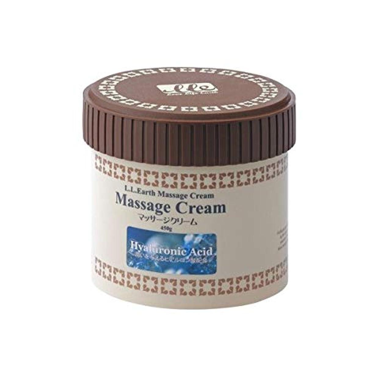絞る医師元気なLLE ミネラルマッサージクリーム 業務用 450g (ヒアルロン酸) マッサージクリーム エステ用品 サロン用品 リラクゼーション