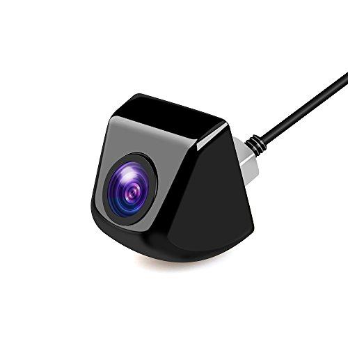 バックカメラ リアカメラ 12V IP68の防水レベル ネジ...