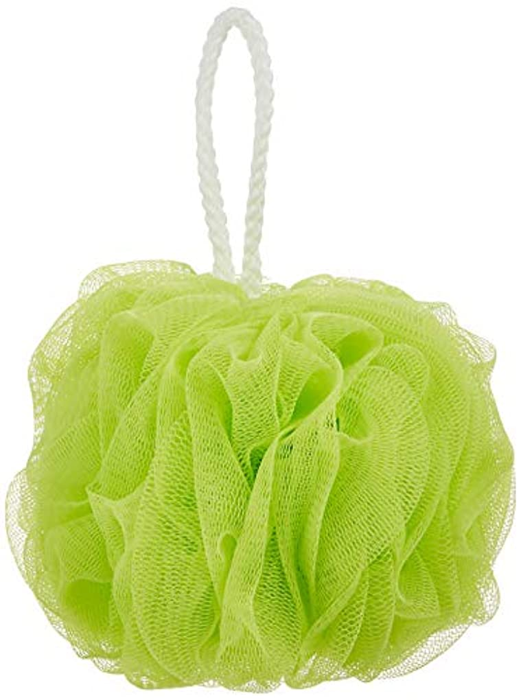 代理人ジャングルファームオーエ ボディスポンジ ふつう グリーン 約縦22×横14×高さ14cm ホイッぷる ボール 泡立て ネット もこもこ 洗える