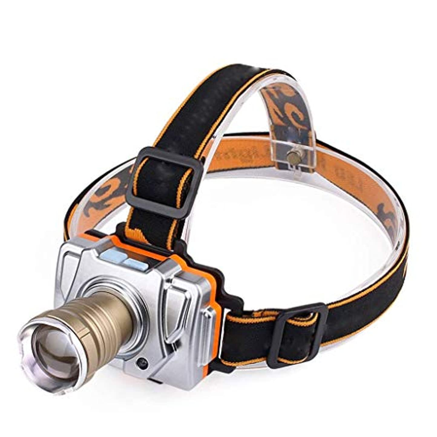 提供するバルコニー三角YDXYZ スマートセンサー付きヘッドライトUSB充電式LEDヘッドライトヘッドトーチ防水、ワーキングサーチライトキャンプ非常灯多機能ランタンヘッドバンドライトキャンプ釣りハイキング自転車