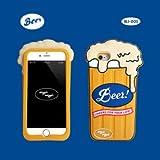 wiggle wiggle ビール BEER iPhone7 / 6 / 6S CASE ケース カバー 韓国/かわいい/アパレル/ファッション/スマホケース/人気