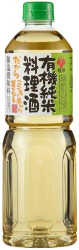 盛田 有機純米料理酒 1L