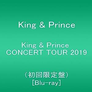 King & Prince CONCERT TOUR 2019(初回限定盤)[Blu-ray]