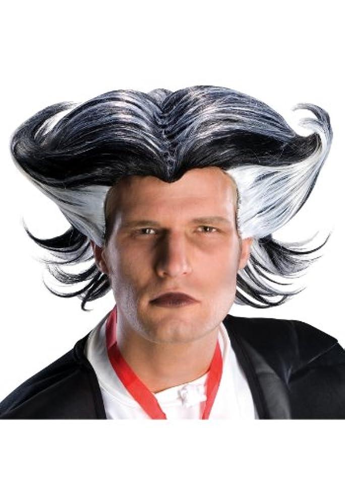 カッターメモ入場料Urban Vampire Wig Adult アーバンヴァンパイアウィッグ大人用?ハロウィン?サイズ:One Size