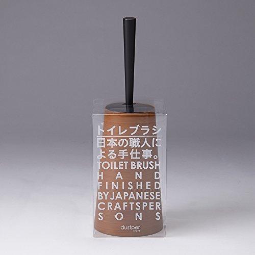Corporation ダスパースタイル トイレブラシ チーク 1個 藤栄