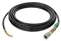 アサダ HD06007 1/4洗管ホース 20m SUSワンタッチカプラ仕様 13/100GS・14/170・15/200・16/200G,GS,