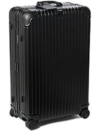 (リモワ)/RIMOWA キャリーバッグ メンズ TOPAS STEALTH スーツケース ELECTRONIC TAG(エレクトロニックタグ) 78L ブラック 92470015-0002-0001 [並行輸入品]