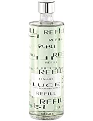 LINARI(リナーリ) リードディフューザー LUCE(ルーチェ) REFILL(交換用リフィル) 500ml アロマディフューザー [詰替用][並行輸入品]