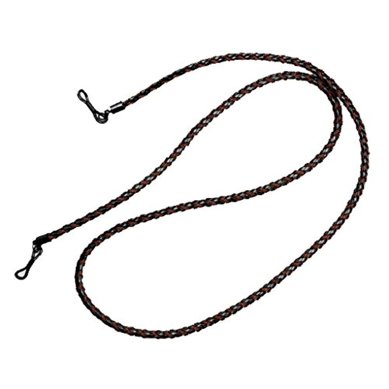 【ノーブランド品】 ポリエステル 眼鏡ストラップ 眼鏡 サングラス コードストラップ ロープホルダー