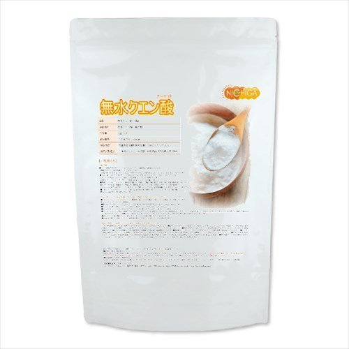 無水クエン酸 1kg 食品添加物規格(食品) 無水 クエン酸...