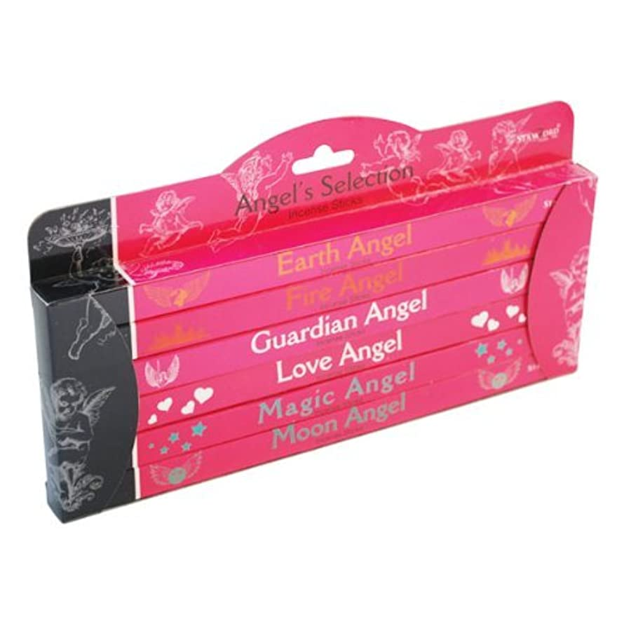 誤解ピーク生息地Stamford Angel Incense Gift Pack by Stamford