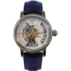 エアロマチック AEROMATIC 腕時計 ハリー・ポッター ドイツ製限定ウォッチ (ホワイト) 【世界限定500本】 HP-WHITE メンズ
