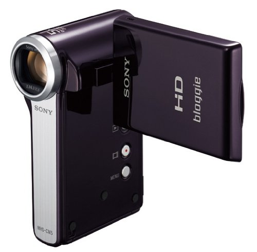 SONY モバイルHDスナップカメラ bloggie CM5 MHS-CM5/V
