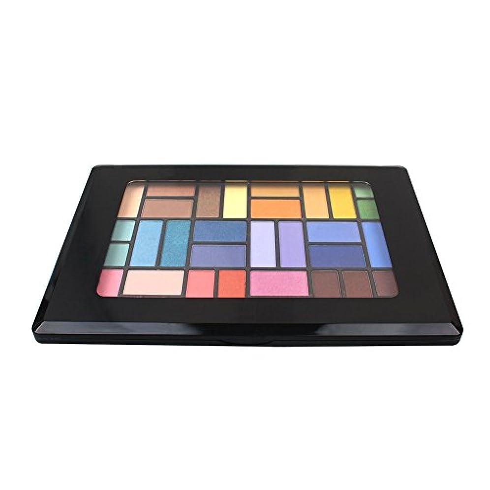 クリックネックレットディスコ36色アイシャドーメイクアップ化粧品シマーマットアイシャドーパレット