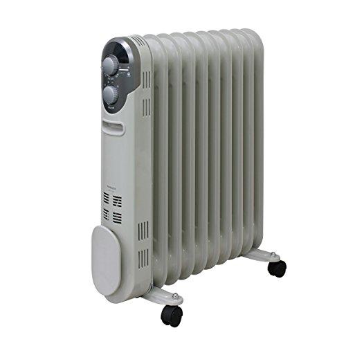 山善(YAMAZEN) オイルヒーター(1200/700/5...