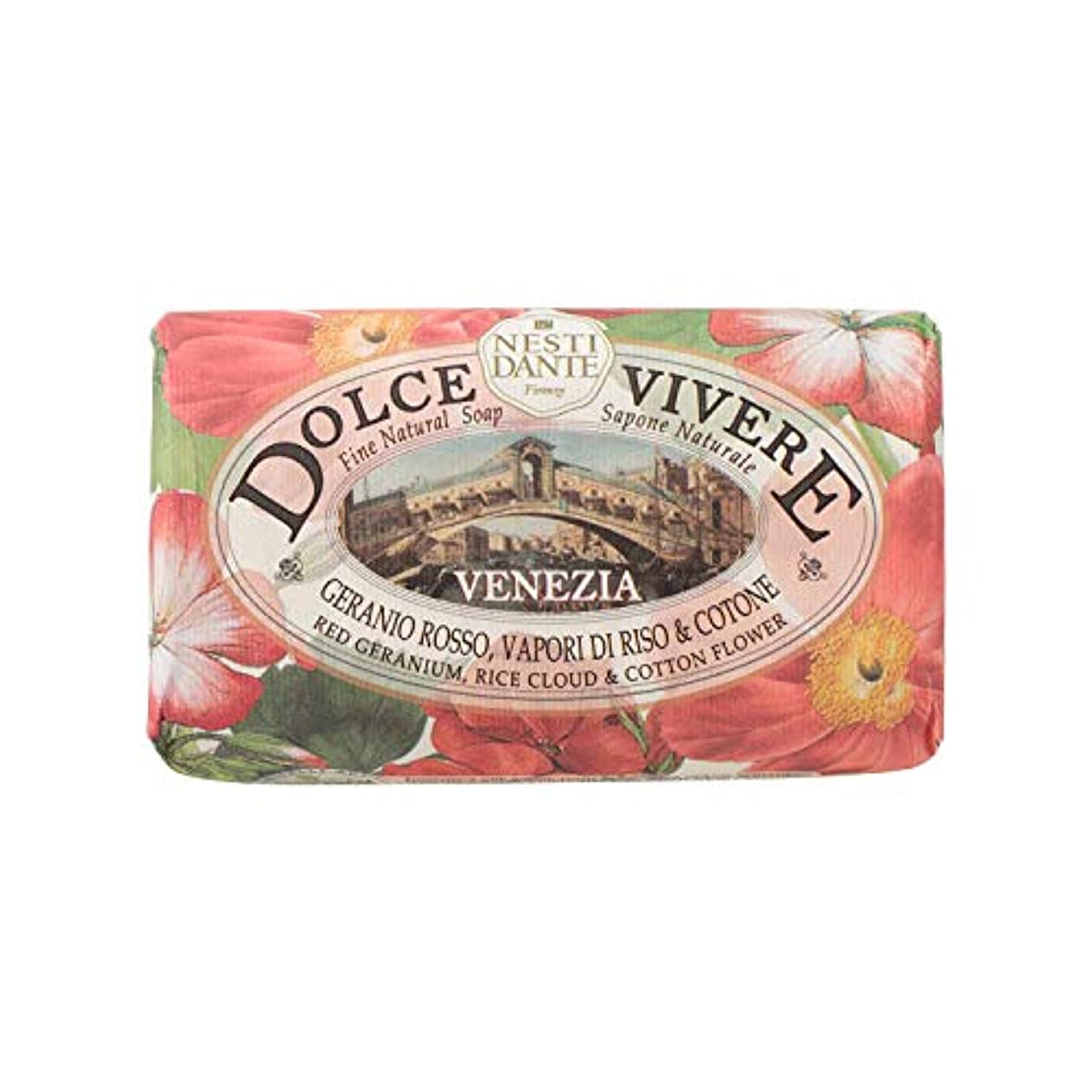 半円険しいケイ素Nesti Dante ネスティダンテ ドルチェヴィーベレソープ ヴェネツィア 250g