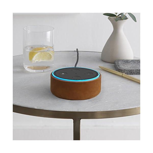 Amazon Echo Dot、ホワイト + ...の紹介画像5