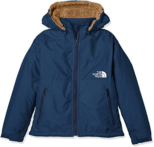 [ザ・ノース・フェイス] コンパクトノマドジャケット Compact Nomad Jacket キッズ ブルーウィングティール 日本 140 (日本サイズ140 相当)