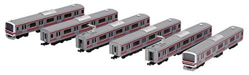 TOMIX Nゲージ 92807 209-500系通勤電車 (京葉線) 6両