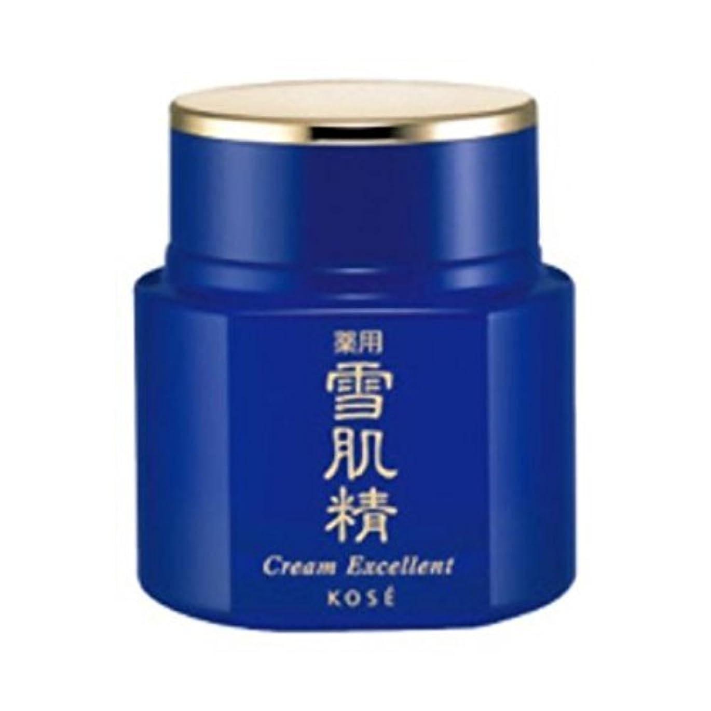 センチメンタル苦いミリメーターコーセー 薬用 雪肌精 クリーム エクセレント 50g