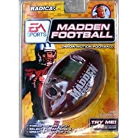 John Madden Football Electronic Handheld Game (Radica 1999) [並行輸入品]