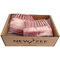 NEWZEE ラムラック ニュージーランド 2 x 500g ラック(1kg) Lamb Rack 冷凍ラムラック ニュージーランド産プレミアム品質牧草ラム