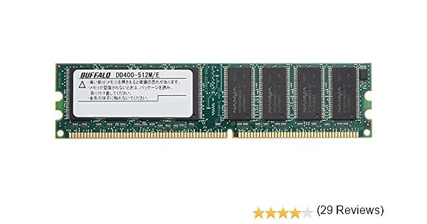 256MB DDR PC3200 DDR-400 172PIN MicroDimm