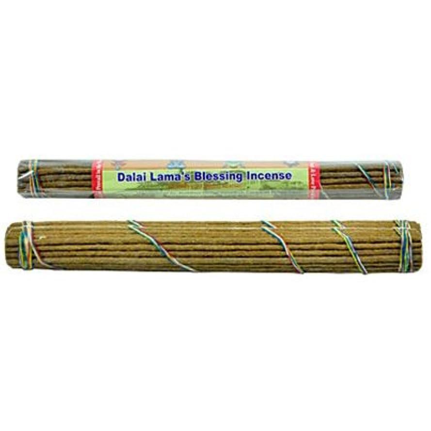 無効明快教えDalai Lama 's Blessing Incense、10