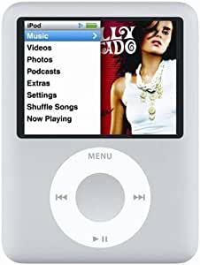 Apple iPod nano 4GB シルバー MA978J/A