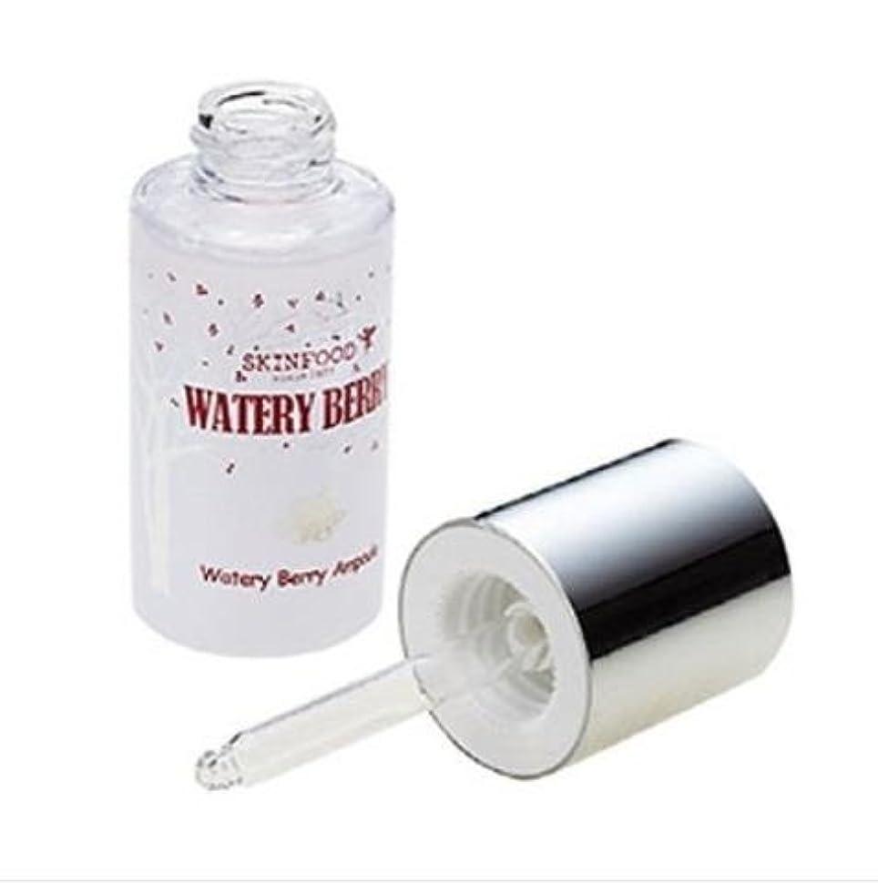 海洋失敗相互[スキンフード] SKINFOOD [水分ベリーアンプル 30ml] (Watery Berry Ampoule 30ml) [並行輸入品]