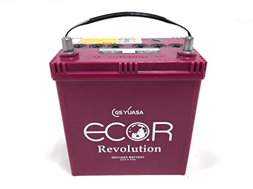 GSユアサ 国産車バッテリー [ ECO.R Revolution ] アイドリングストップ車対応 ER-M-42R/55B20R B07713GN3Y 1枚目