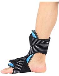 足ドロップブレース補正、救済足底筋膜炎のための調節可能なフットドロップ矯正装具ツール(2#)