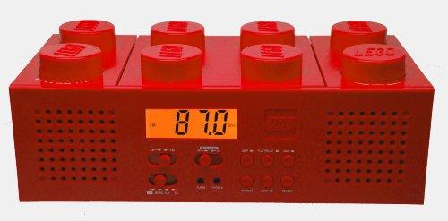 RoomClip商品情報 - LEGO CDプレーヤー レッド