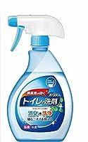 ファンストイレの洗剤除菌・消臭本体380ml 46-241 【まとめ買い120個セット】