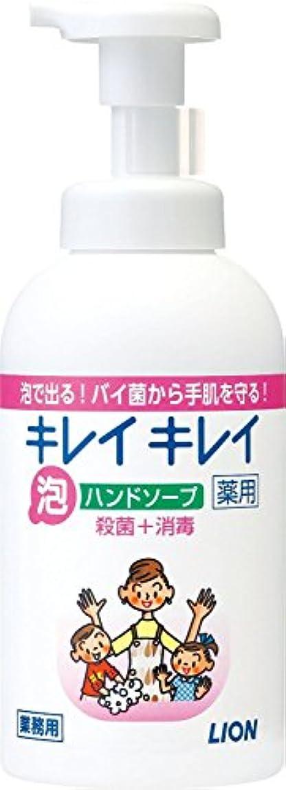 パイプライン娯楽矢【まとめ買い】キレイキレイ 薬用 泡ハンドソープ 550ml ×12個セット