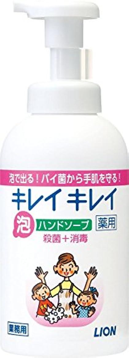 接触レンドアジア人【まとめ買い】キレイキレイ 薬用 泡ハンドソープ 550ml ×12個セット