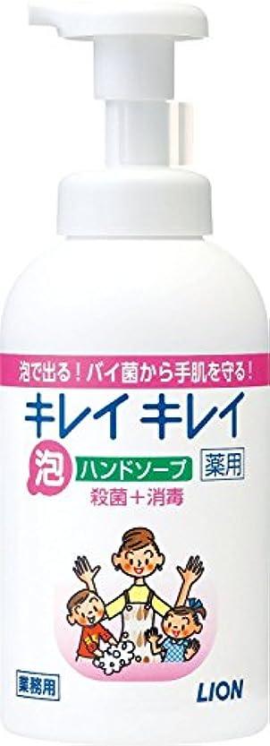 ましい楽な前投薬【まとめ買い】キレイキレイ 薬用 泡ハンドソープ 550ml ×12個セット
