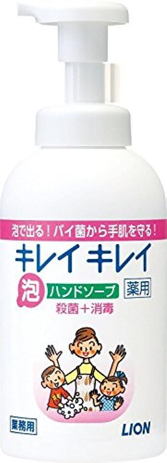 適性惑星ベイビー【まとめ買い】キレイキレイ 薬用 泡ハンドソープ 550ml ×12個セット