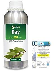 Bay (Pimento racemosa) 100% Natural Pure Essential Oil 1000ml/33.8fl.oz.