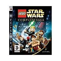 レゴスターウォーズコンプリートサーガヨーロッパバージョン  LEGO Star Wars: The Complete Saga european version
